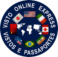 logotipo Visto online Express
