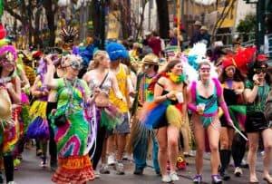 Nova Orleans - Mardi Grass