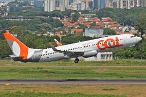 A Gol do Brasil pretende iniciar voos para os EUA