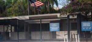 Consulado dos EUA suspende emissão de vistos