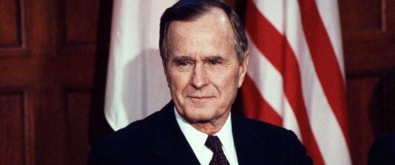 Ex-presidente dos Estados Unidos faleceu nesta sexta-feira