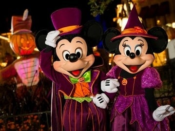 Festa Halloween nos EUA