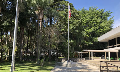 Consulado Americano em São Paulo
