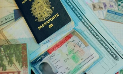 despachante de visto americano eua