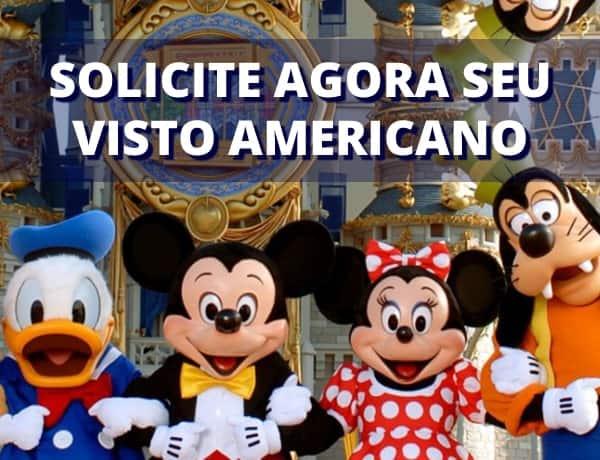 solicite seu visto americano mobile