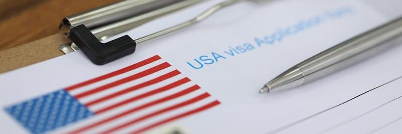 valor visto americano 2021 pandemia