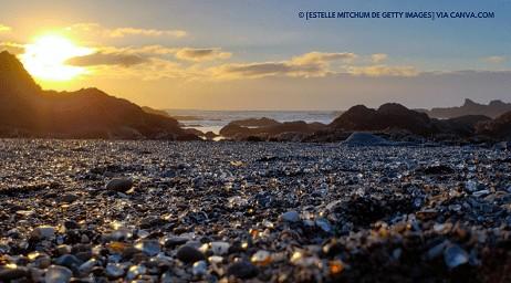Glass Beach Califórnia