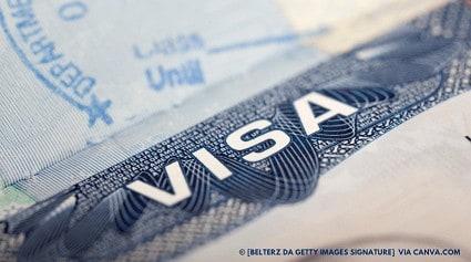 Documentos necessários para viajar aos EUA em Novembro